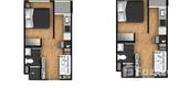 Unit Floor Plans of IRIS Westgate