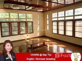 ဗဟန်း, ရန်ကုန်တိုင်းဒေသကြီး 4 Bedroom House for rent in Bahan, Yangon တွင် 4 အိပ်ခန်းများ အိမ်ခြံမြေ ငှားရန်အတွက်