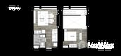 Unit Floor Plans of Siamese Sukhumvit 87
