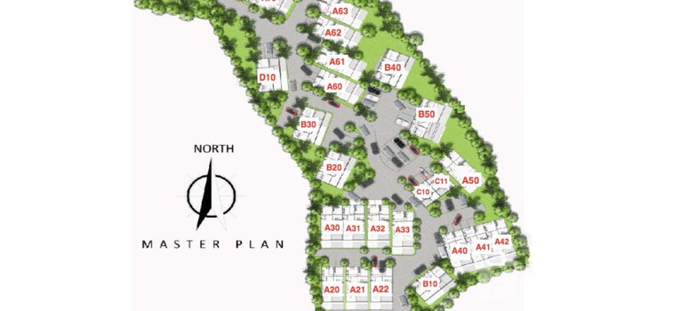 Master Plan of Emerald Bay View - Photo 1