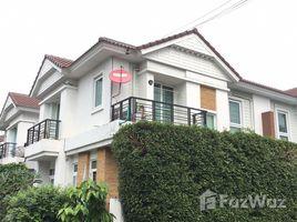 3 Bedrooms Townhouse for sale in Bang Rak Phatthana, Nonthaburi Thippiman Baan Rim Nam