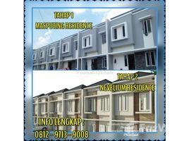 3 Bedrooms House for sale in Serpong, Banten NEVELIUM RESIDENCE, Jl. Kelurahan Buaran, Kec. Serpong Tangerang selatan, Banteninfo : 081297139008#rumahmurahbsdserpong #rumah #rumahmurah #rumahdiju