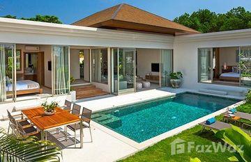 Trichada Villas in Si Sunthon, Phuket