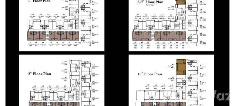 Master Plan of Empire Tower - Photo 1