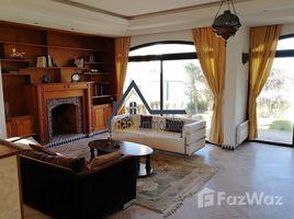 4 غرف النوم فيلا للإيجار في , Rabat-Salé-Zemmour-Zaer Coquette villa meublée à louer sur HARHOURA