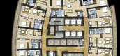 Unit Floor Plans of Damac Heights
