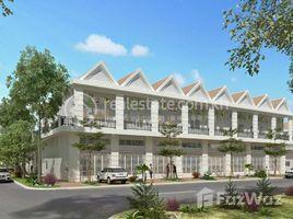 4 chambres Maison a vendre à Krang Thnong, Phnom Penh Borey Maha Sen Sok