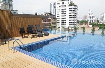 Sirivit Residence in Khlong Toei, Bangkok