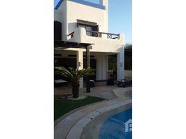 4 غرف النوم فيلا للبيع في , Matrouh Stand Alone Villa + Cabin For Sale In Hacienda Red