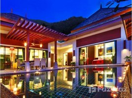 3 Bedrooms Property for rent in Kamala, Phuket The Bell Pool Villa