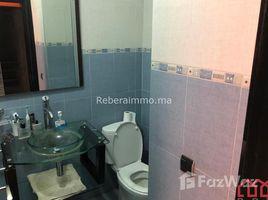 3 غرف النوم شقة للبيع في NA (Yacoub El Mansour), Rabat-Salé-Zemmour-Zaer Appartement rénové
