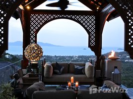 5 Bedrooms Property for sale in Bo Phut, Koh Samui Bophut Luxury Seaview Villa