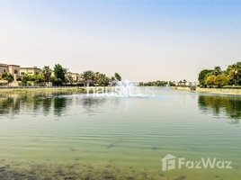 3 Bedrooms Villa for sale in Oasis Clusters, Dubai Lake Backing | Vacant On Transfer | Fully Upgraded