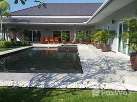 4 Bedrooms Villa for sale in Cha-Am, Phetchaburi Palm Villas