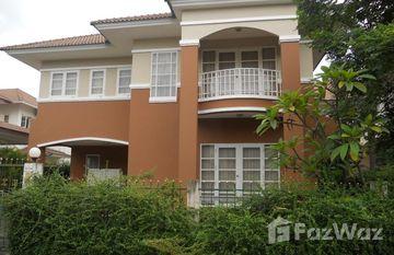 Lalin Greenville House in Tha Raeng, Bangkok