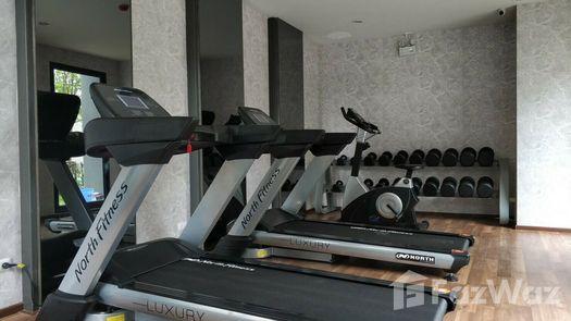 Photos 1 of the Communal Gym at The Unique Ekamai-Ramintra