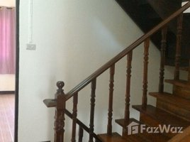 4 Bedrooms Townhouse for sale in Ban Mai, Nonthaburi Townhouse for sale near Don Mueang Airport