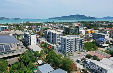 NOON Village Tower I in Chalong, Phuket