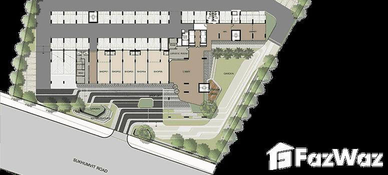 Master Plan of Ideo Mobi Sukhumvit Eastgate - Photo 1
