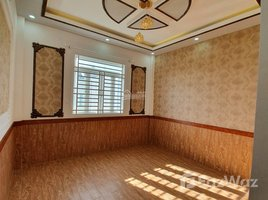 4 Bedrooms House for sale in An Binh, Can Tho Bán nhà mặt tiền trục chính KDC Hàng Bàng, diện tích 80m2, sổ hồng hoàn công, nhà mới thiết kế hiện