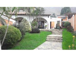 Lima Lima District EL INQUISIDOR 3 卧室 住宅 售