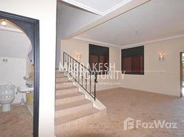 4 chambres Villa a louer à Sidi Bou Ot, Marrakech Tensift Al Haouz Location villa
