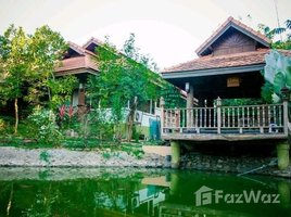 4 Bedrooms House for sale in Chomphu, Chiang Mai Teak Wood House In Yang Nueng