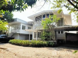 4 Bedrooms House for sale in Khlong Toei, Bangkok 2 Storey House in Rama 3 Soi 81