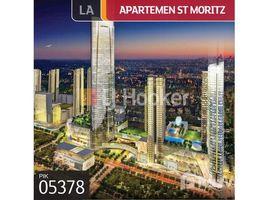 Aceh Pulo Aceh Apartemen St Moritz Tower Royal Lantai 27 3 卧室 住宅 售