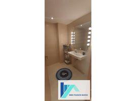 2 غرف النوم شقة للإيجار في Fahs, Tanger - Tétouan Appartement F3 meublé avec vue sur La baie de TANGER.