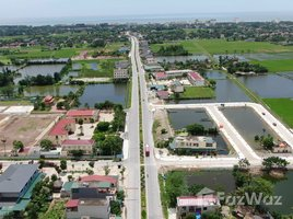 N/A Land for sale in Hoang Tien, Thanh Hoa Land for Sale opposite Hoang Tien Commune