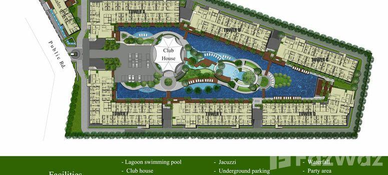 Master Plan of Dusit Grand Park - Photo 1
