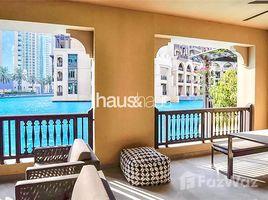 迪拜 The Old Town Island Fully upgraded | Bespoke | Lake and Burj Views 4 卧室 别墅 售