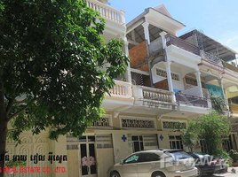 6 Bedrooms Villa for sale in Tuek L'ak Ti Bei, Phnom Penh Flat House for sale