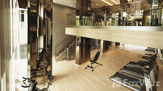Photos 1 of the Communal Gym at Metro Luxe Rama 4
