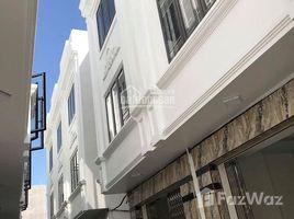 海防市 Dang Hai Bán nhà 4 tầng x 45m2 mặt ngõ Đằng Hải, giá 1.43 tỷ, ô tô đỗ cửa 4 卧室 屋 售