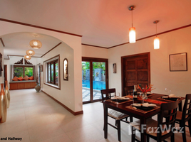 4 Bedrooms Villa for rent in Bo Phut, Koh Samui Spacious 4 Bed Villa, Secluded Street, 5 Mins. to Everything