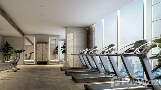 Photos 1 of the Communal Gym at The Strand Thonglor