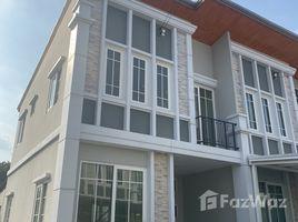 4 Bedrooms Townhouse for sale in Suan Yai, Nonthaburi Golden Town Wongsawang-Khae Rai