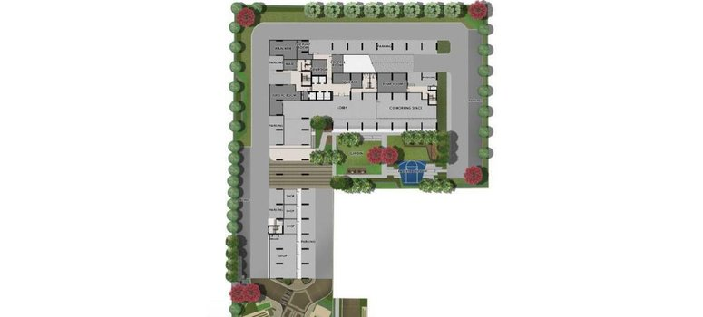 Master Plan of The Privacy Rama 9 - Photo 1