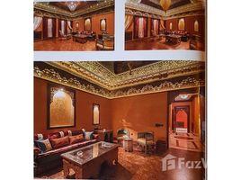 Rabat Sale Zemmour Zaer Na Agdal Riyad Villa de 4 700 m² pour Vent sur Bir Kacem Souissi 8 卧室 屋 售