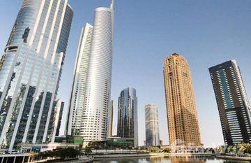 Wind Tower 1 in Lake Almas West, Dubai