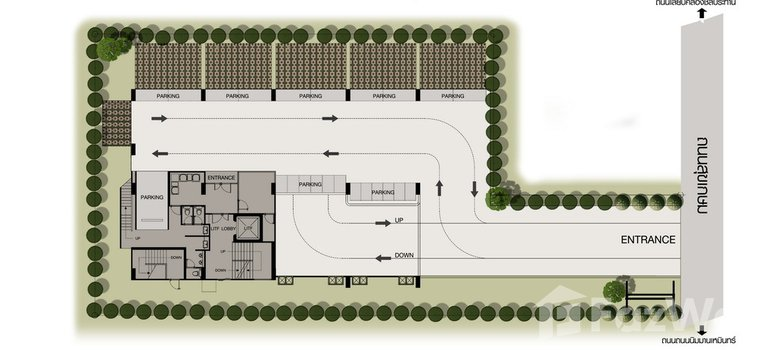 Master Plan of The Unique at Nimman 2 - Photo 1