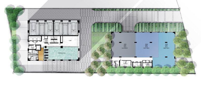 Master Plan of Ramada Plaza By Wyndham Bangkok Sukhumvit 48 - Photo 1