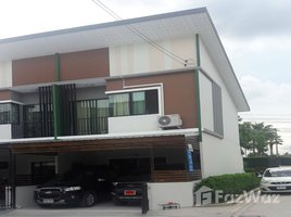 3 Bedrooms Townhouse for sale in Bo Win, Pattaya SC Village Eastern-Bowin