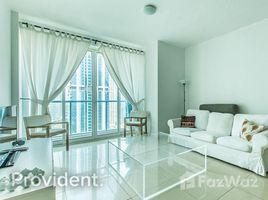 1 غرفة نوم عقارات للإيجار في Lake Almas West, دبي Laguna Tower