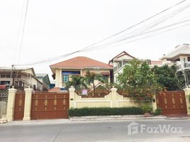 4 Bedrooms Villa for rent in Tuol Tumpung Ti Pir, Phnom Penh Nice Villa For Rent near Toul Tum Pong Market