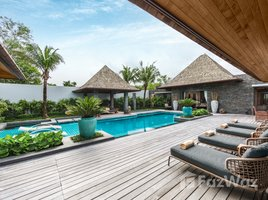 4 Bedrooms Villa for sale in Thep Krasattri, Phuket Layan Super Lucky Pool Villa with 4 Bedrooms