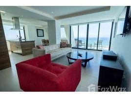 2 Habitaciones Apartamento en venta en Manta, Manabi Poseidon Beachfront: Furnished beachfront with TWO balconies!!