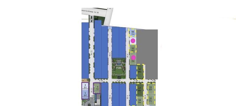 Master Plan of Bangkok Boulevard Ramintra-Serithai 2 - Photo 1